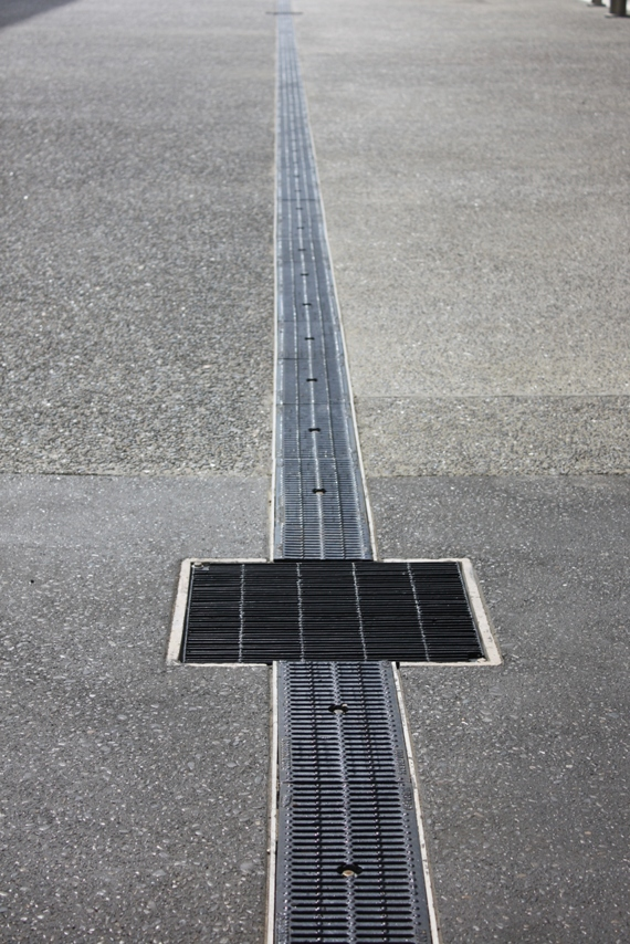 Channel and Grate
