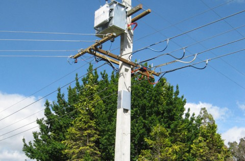 Power Poles | Humes NZ