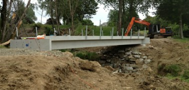 Double Tee Bridge provides ideal access solution