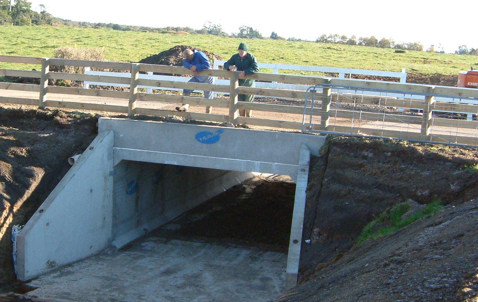 rural underpass as bridge 1