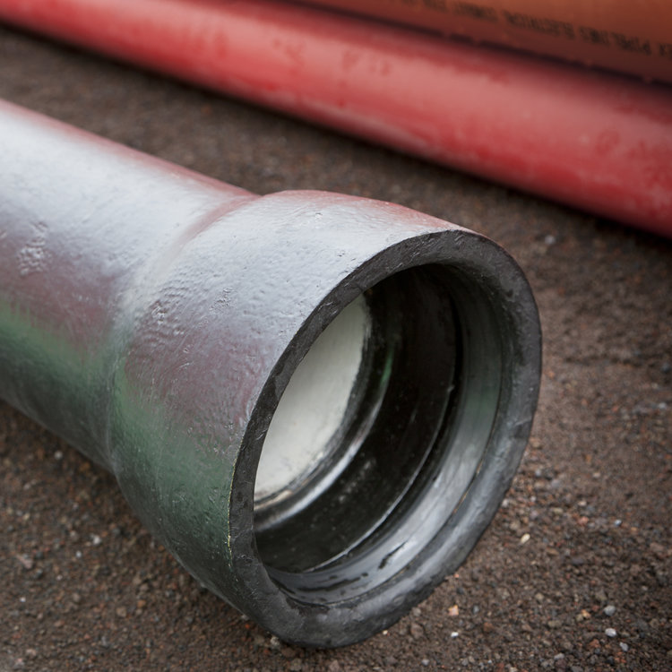 Humes Ductile Iron Pipe