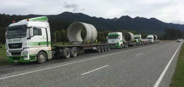 Humes Goes the Extra Mile in Kaikoura Rebuild