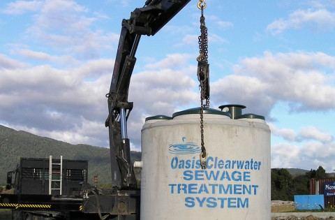 Oasis Clearwater Septic System S2000 / S3000