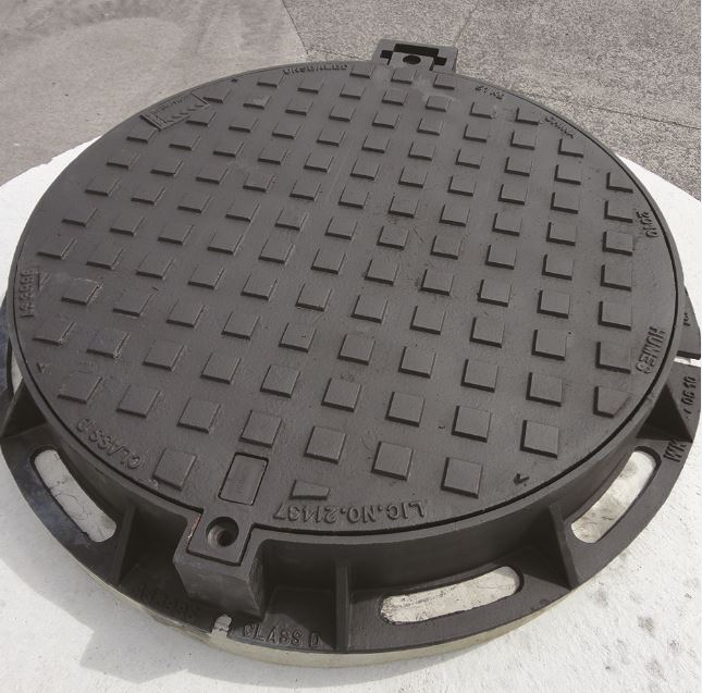 Streetware Manhole Covers and Frames